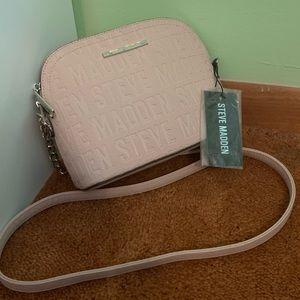 Pink Steve Madden Crossbody Bag